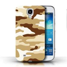 Étuis, housses et coques marron Samsung Galaxy S4 pour téléphone mobile et assistant personnel (PDA) Samsung