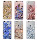 Shockproof Diamod Glitter Star Liquid Back Case Cover For Apple iPhone 7 6s plus