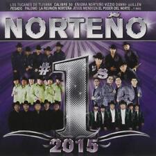 Various - Norteno #1'S 2015 CD #1972843