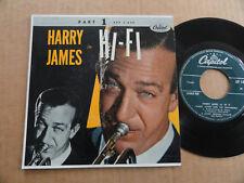 "DISQUE 45T DE HARRY JAMES "" IN HI-FI """
