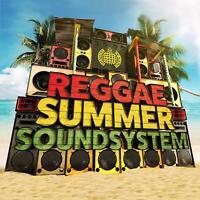 (MoS) Reggae Summer Soundsystem - Ministry of Sound [CD] Sent Sameday*