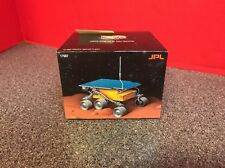 Hot Wheels Collectibles Sojourner Mars Rover 24k Gold Plated Model Mattel 1997