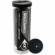 "Competition Squash Balls (3 Tube) Sports "" Outdoors Tennis & Racquet Team"