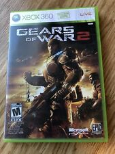 Gears of War 2 (Microsoft Xbox 360, 2008) Cib Game H3