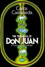 Carlos Castaneda~THE TEACHINGS OF DON JUAN~1ST/PB~NICE COPY