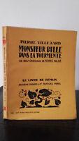 Piedra Villetard - Señor En La Tourmente - 1928 - Edición Artheme Fayard