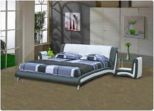 Waterbed Bed Beds Pads Water Soft Leather Double Wedding Complete Set Lera