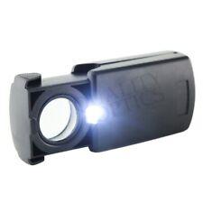 Quality Optics - USA Slide-Out Auto-On LED Illuminated Magnifier