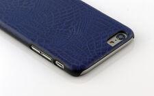 Ikins Case per iPhone 6s/6 PU Cuoio Blu Scuro
