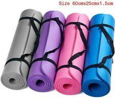 Thick Yoga Mat Non-slip Sports Fitness Yoga Mat 15mm comfortable yoga mat