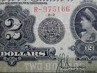 1914, 2 Dollars, Serie R, Hyndman-Saunders, DC-22d, Dominion of Canada, 975166