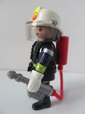 Playmobil City action/Emergency Rescue extra figure: Fireman with water hose NEW