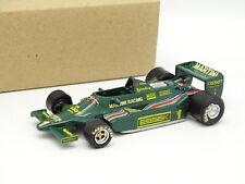Eligor Evrat Kit Monté 1/43 - F1 Lotus 79 Ford Martini GP Italy 1979 Andretti