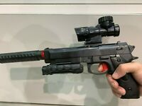 Electric Gel Ball Blaster Water Pistol DESERT EAGLE Automatic Toy Gun AU STOCK