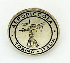 Distintivo Aeropiccola Torino Italia (Pagani S.P.A. Milano)