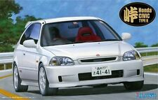 Fujimi Tohge-11 1/24 HONDA CIVIC TYPE R Limited Ver. from Japan Very Rare