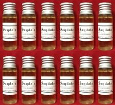 WHOLESALE X 12 ☆ MADERA DE SANDALO ☆ ESENCIA 15ml • Sandalwood Wood Essence ☆
