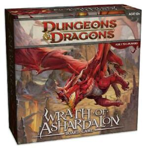 Dungeons and Dragons: Wrath of Ashardalon - NEW Board Game - AUS Stock