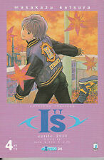 """I""""S di Masakazu Katsura n°  4 - Ed. Star Comics - SCONTO 15%"""