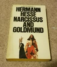 1971 NARCISSUS AND GOLDMUND Hermann Hesse Religion vs Sensuality Medieval Times