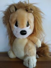 Vintage 1985 Wallace Berrie Applause  Giordano Chauncey the Lion Plush Stuffed