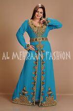 DUBAI FARASHA FANCY JILBAB JALABIYA WEDDING GOWN TAKSHITA DRESS FOR WOMEN 131