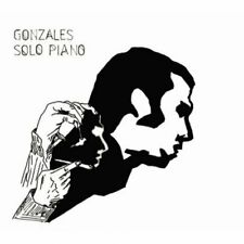 Chilly Gonzales - Solo Piano Vinyl LP NEU 0950923