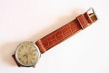 Vintage Men's Wrist Watch Girard Perregaux Waterproof 17 Jewels
