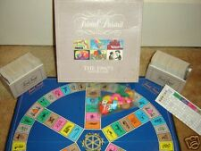 "Trivial Pursuit ""The 1980's"" Master Game Edition 1991"