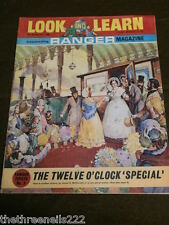 LOOK and LEARN # 338 - THE TWELVE O'CLOCK SPECIAL - JULY 6 1968