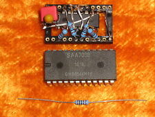 Nos reclock PCB for TDA1540 SAA7030 based dacs and players