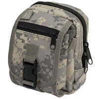New Valken V-TAC Paintball MOLLE Multi Vest Pouch - ACU Camo