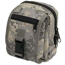 New Valken V-TAC Paintball MOLLE Multi Vest Pouch - ACU Camo