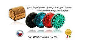 Weihrauch HW100 Magazine