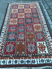 antico-swiss Beautiful Antique indoGabeh Ghashghaii rug 4`6 x 8` ft
