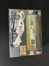 MAISTO Diecast Mercedes - Benz CLK-GTR (Street Version) 1:26 Scale Silver Skill2