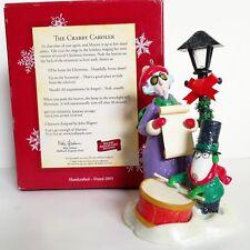 "Hallmark Keepsake 2005 ""The Crabby Caroler"" Talking Maxine Christmas Ornament"
