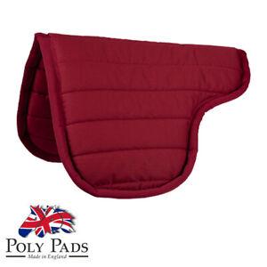 GENUINE PolyPad Shetland Forma Saddle Pad Numnah Cloth SHETLAND Size Single