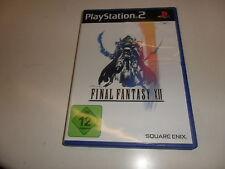 PlayStation 2  PS 2  Final Fantasy 12  XII