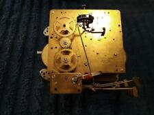 Bulova Watch Co. #76 Movement Mantle Shelf Clock Parts Repair Made in Germany M8