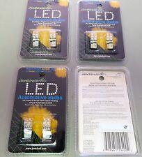 Jam Strait LED Automotive Bulbs 194A 12V AMBER LEDS