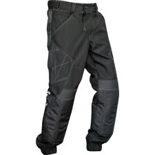 Valken Paintball Black EXO Jogger Protective Playing Pants - Medium M (30-36)