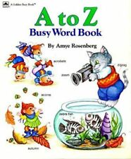 A TO Z Busy Work Book By Amye Rosenberg Excellent Condition Buy 3 Get 1 Free