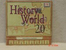 Cd Rom History of the World 2.0 - Windows