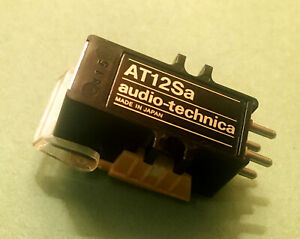 Audio Technica AT12Sa Cartridge - Shibata Stylus needs to be Repaired / Replaced