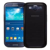 Dünn Slim Cover Samsung Galaxy S3 Neo Handy Hülle Silikon Case Schutz Tasche