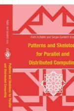 Patterns and Skeletons for Parallel and Distributed Computing-ExLibrary