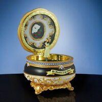 Phantom of the Opera and Christine Hinged Trinket Box Sf Music Box Co