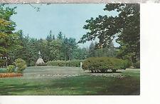 Atkinson Common  Newburyport MA   Chrome  Postcard 2277a