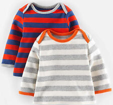 Mini Boden Striped T-Shirts & Tops (0-24 Months) for Boys
